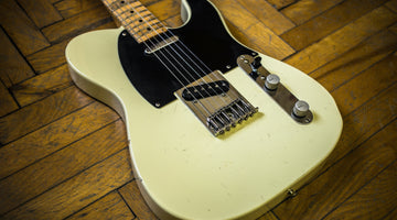 Top 5 Things that Make a Telecaster Great
