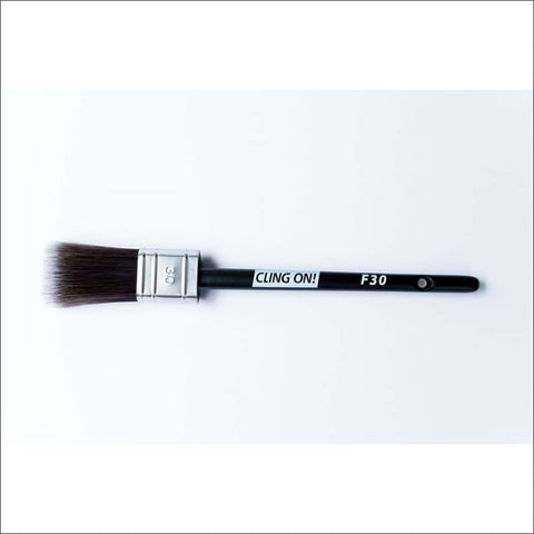 Cling On F30 Flat Brush