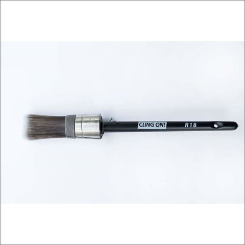 R18 Round Cling On Brush