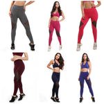 Kit 6 Calças Leggings Cores Variadas (4250008256557)