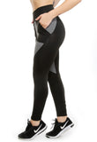 Kit 3 Calças Leggings Fitness Com bolso (4890287210541)