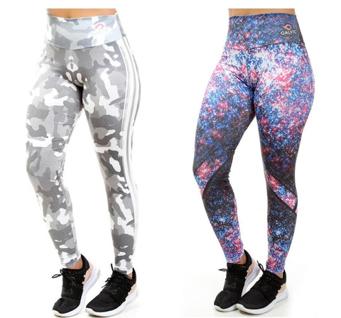 KIT 2 Calças Legging Sublimada (5829220892823)