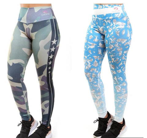 KIT 2 Calças Legging Sublimada (5829215223959)