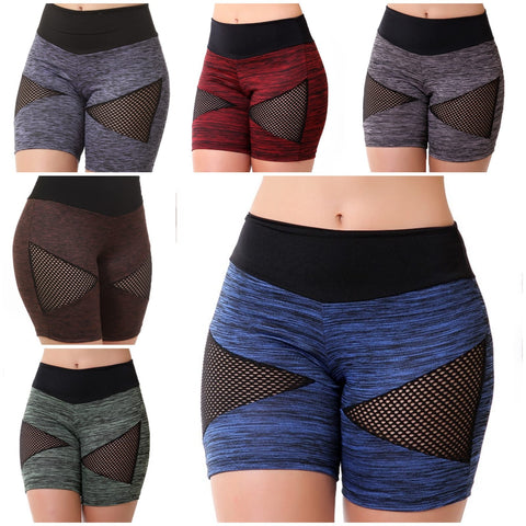 Kit 6 Bermudas Risca Fitness (4289321173037)