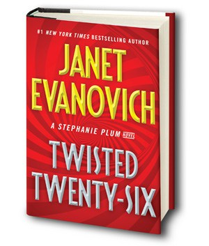 Twisted 26 by Janet Evanovich, HARDCOVER