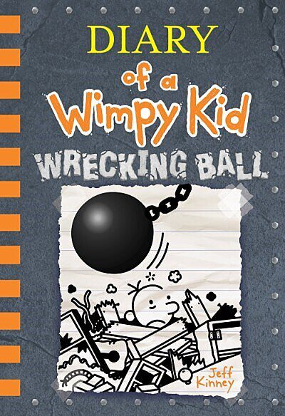 Wrecking Ball ( Diary of a Wimpy Kid #14 )