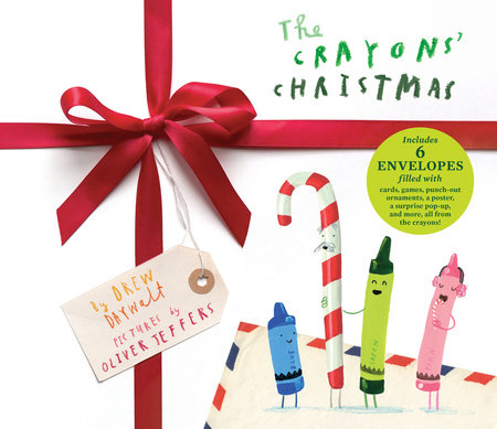 The Crayons' Christmas by Drew Daywalt, Hardcover
