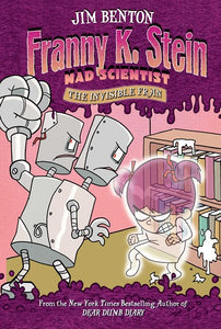 The Invisible Fran ( Franny K. Stein, Mad Scientist #3 )