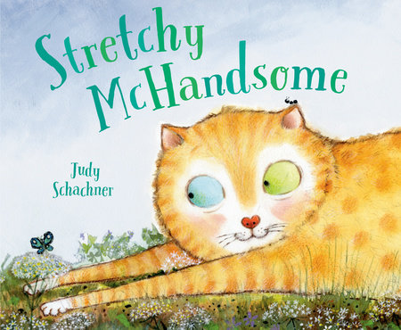 Stretchy McHandsome by Judy Schachner, Hardcover