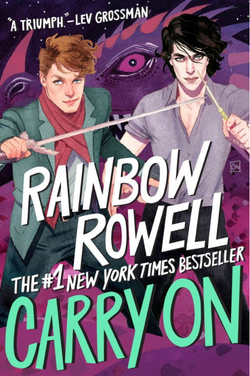 Carry on ( Simon Snow #1 )