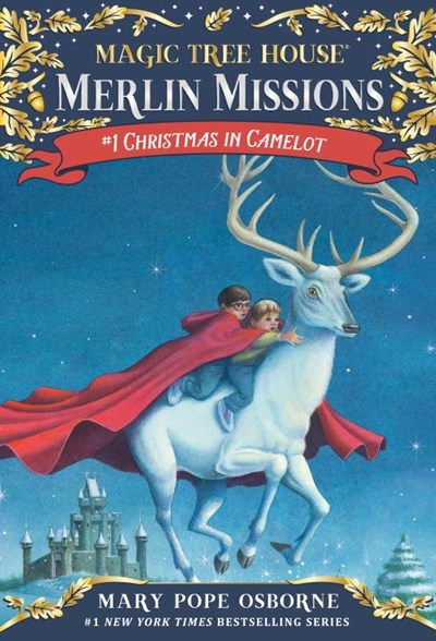 Christmas in Camelot ( Merlin Missions #01 )