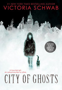 City of Ghosts, Volume 1 ( City of Ghosts #1 )