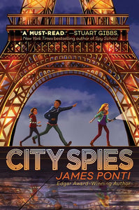 City Spies ( City Spies #1 )