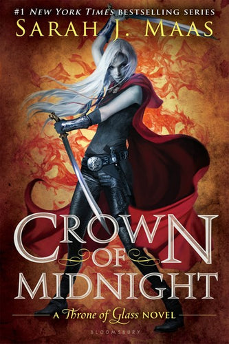 Crown of Midnight ( Throne of Glass #2 )