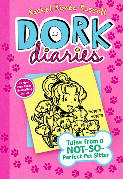 Dork Diaries 10: Tales from a Not-So-Perfect Pet Sitter ( Dork Diaries #10 )