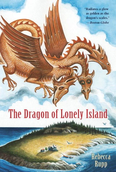 The Dragon of Lonely Island ( Dragon of Lonely Island #1 )