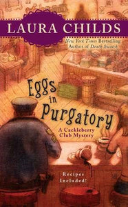 Eggs in Purgatory ( Cackleberry Club Mysteries #1 )