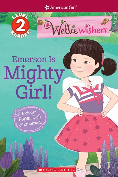 Emerson Is Mighty Girl! ( Scholastic Reader, Level 2 )