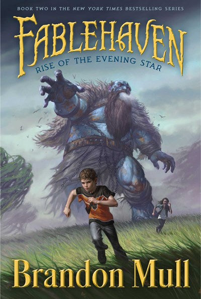 Rise of the Evening Star ( Fablehaven #02 )