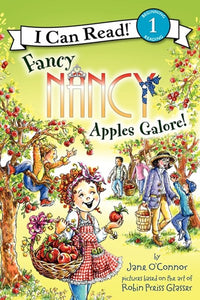 Fancy Nancy: Apples Galore! ( I Can Read Books: Level 1 )