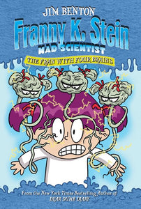 The Fran with Four Brains ( Franny K. Stein, Mad Scientist #06 )