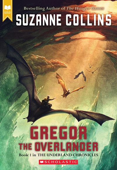 Gregor the Overlander ( Underland Chronicles #01 )