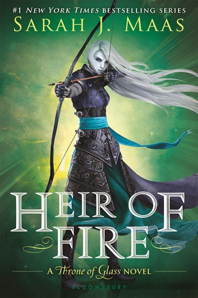 Heir of Fire ( Throne of Glass #3 )