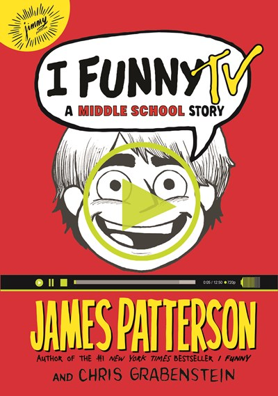 I Funny TV: A Middle School Story ( I Funny #4 )