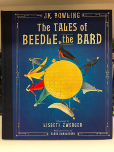 Harry Potter- The Tales of Beedle the Bard by J.K. Rowling