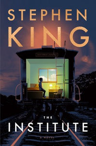 The Institute by Stephen King,  Hardcover