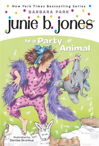 Junie B. Jones #10: Junie B. Jones Is a Party Animal ( Junie B. Jones #10 )