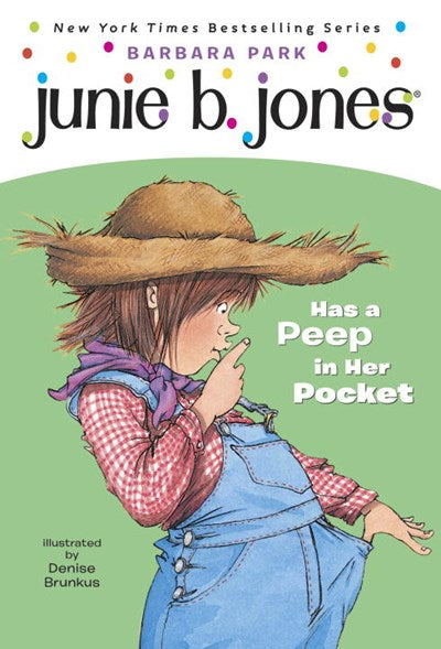 Junie B. Jones Has a Peep in Her Pocket ( Junie B. Jones #15 )