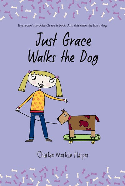 Just Grace Walks the Dog ( Just Grace #3)