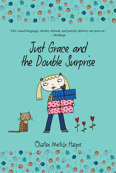 Just Grace and the Double Surprise ( Just Grace#7 )