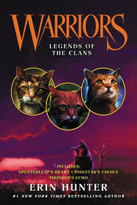 Warriors: Legends of the Clans ( Warriors Novella )