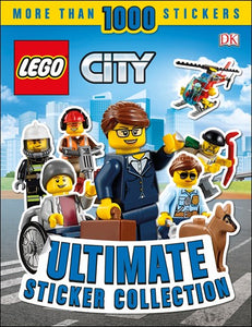 Ultimate Sticker Collection: Lego City ( Ultimate Sticker Collection )