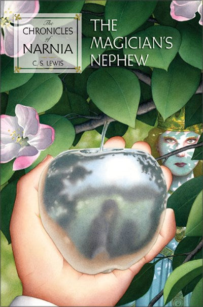 The Magician's Nephew ( Chronicles of Narnia #01 )