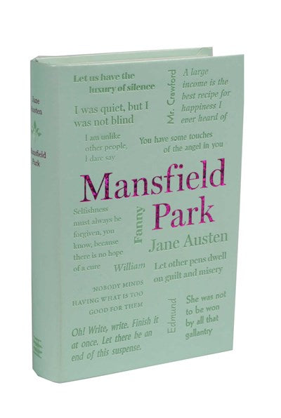 Mansfield Park ( Word Cloud Classics )