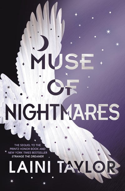 Muse of Nightmares ( Strange the Dreamer #2 )