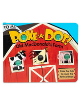 Load image into Gallery viewer, Poke-A-Dot: Old Macdonald's