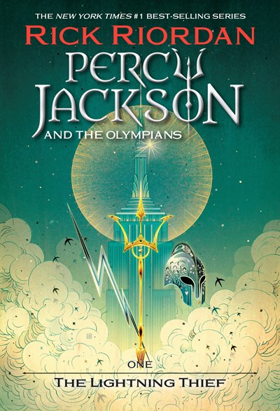 Percy Jackson and the Olympians, Book One the Lightning Thief ( Percy Jackson & the Olympians #01 )