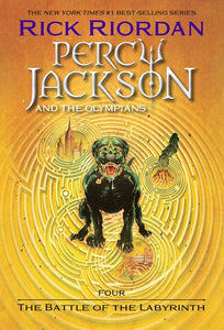 Percy Jackson and the Olympians, Book Four the Battle of the Labyrinth ( Percy Jackson & the Olympians #04 )