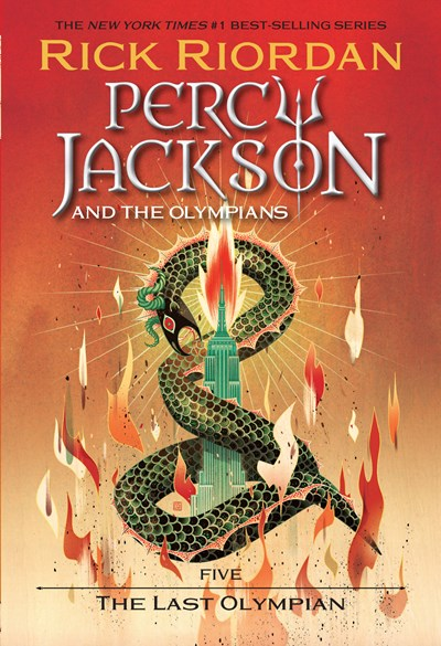 Percy Jackson and the Olympians, Book Five the Last Olympian (Percy Jackson and the Olympians, Book Five) ( Percy Jackson & the Olympians #5 )