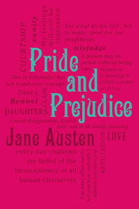 Pride and Prejudice ( Word Cloud Classics )