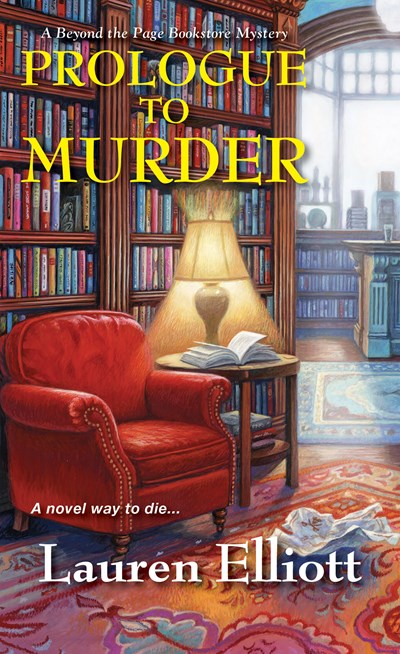 Prologue to Murder ( Beyond the Page Bookstore Mystery #2 )