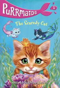 Purrmaids #1: The Scaredy Cat ( Purrmaids #1 )