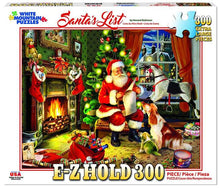Load image into Gallery viewer, Santa's List Puzzle