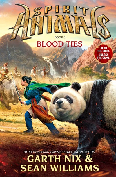 Spirit Animals: Book 3: Blood Ties ( Spirit Animals #03 )