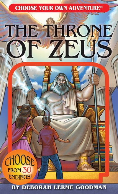 The Throne of Zeus ( Choose Your Own Adventure: Lost Archives )