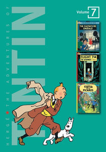 The Adventures of Tintin: Volume 7 ( 3 Original Classics in 1 )